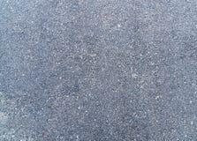 Raue granulierte alte Asphaltbeschaffenheit Stockbilder