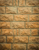 Raue Steinbacksteinmauerbeschaffenheit Stockfotos
