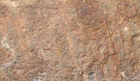 Raue Steinbeschaffenheit