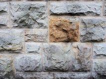 Raue strukturierte Sandstein-Block-Wand Stockbilder