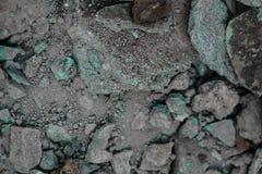 Raue strukturierte steife geographische Felsen stockfotos