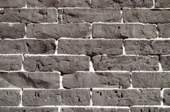 Raue strukturierte Wand im Schwarzen Lizenzfreie Stockbilder