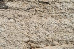 Raue Wand Stockbild