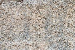 Raue Wand Lizenzfreies Stockfoto