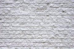 Raue weiße Block-Wand Stockfotos