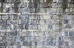 Rauer alter Ziegelsteinhintergrund Stockfotografie