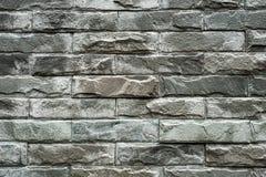 Rauer Backsteinmauerhintergrund Stockbild
