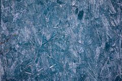 Rauer blauer Beschaffenheitshintergrund lizenzfreies stockbild