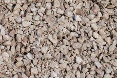Rauer Kies-Granit Lizenzfreie Stockfotografie
