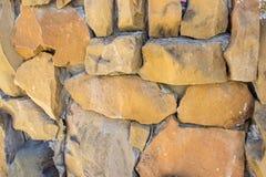 Rauer Steinwand-Beschaffenheits-Hintergrund Lizenzfreie Stockfotografie