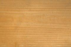 Raues gesägtes Holz Stockfoto