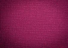 Raues rosa Leder Lizenzfreies Stockfoto
