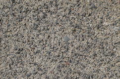 Raues strukturiertes Steinwandgrau Lizenzfreies Stockfoto