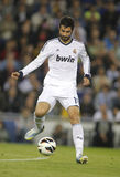 Raul Albiol von Real Madrid Lizenzfreie Stockfotos