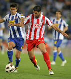 Raul Garcia of Atletico Madrid Stock Images