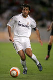 Raul Gonzalez of Real Madrid Royalty Free Stock Image