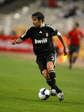 Raul Gonzalez of Real Madrid Royalty Free Stock Photos