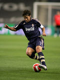 Raul Gonzalez of Real Madrid Stock Images