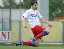 Raul Rusescu football player Royalty Free Stock Photography