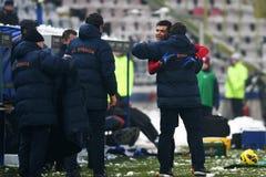 FC Steaua Bucharest- FC Astra Giurgiu Stock Image