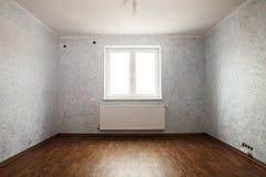 Raum, in dem Reparatur abgeschlossen wird stockbild