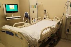 Raum des stationären Patienten Stockbilder