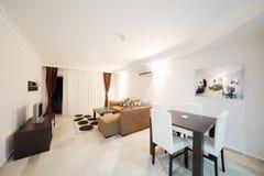 Raum in meinem Marine Residence-Wohnkomplex Lizenzfreie Stockbilder