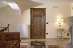 Raum mit Sofa Lizenzfreies Stockfoto