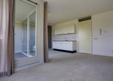 Raumbau, neues Haus Lizenzfreies Stockbild