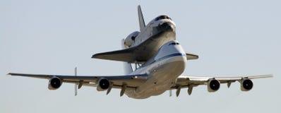 Raumfähre lizenzfreie stockfotografie
