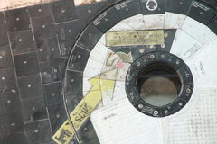 Raumfähre-Entdeckung Stockfotos