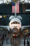 Raumfähreentdeckung Stockfotografie