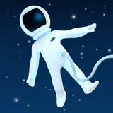 Raumfahrer Stockbild