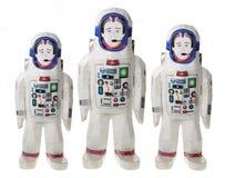 Raumfahrer-Spielwaren lizenzfreie stockfotos
