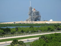 Raumfahrtzentrum Stockbilder