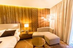 Rauminnenraum mit modernen Möbeln Lizenzfreie Stockfotos