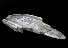 Raumschiff vektor abbildung