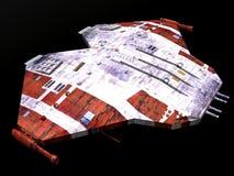Raumschiff lizenzfreie abbildung