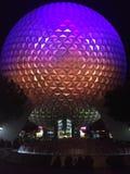 Raumschiff-Erde in Epcot-Mitte in Orlando, Florida lizenzfreie stockfotografie