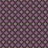 Rauten-nahtloses Muster Stockfotos