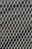 Rautenförmiger Grill Lizenzfreies Stockfoto