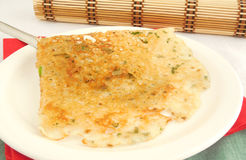 Rava Dosa Stock Photography