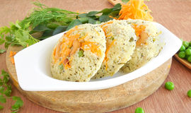 Rava Idli Photographie stock