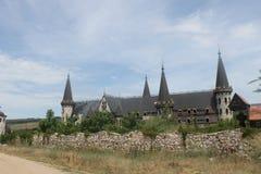 Ravadinovo slott i Bulgarien Arkivfoton