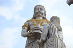 Ravana και Brahmana - Murudeshwar στοκ εικόνες