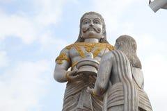 Ravana στο άγαλμα Shiva - Murudeshwar στοκ εικόνα με δικαίωμα ελεύθερης χρήσης