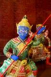 Ravana do Ramayana Imagem de Stock