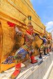 Ravana gigantyczna pagoda, piękny portret Zdjęcie Royalty Free