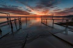Ravda plaża blisko Burgas, Bułgaria Zdjęcie Royalty Free