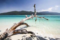 Ravee island, Koh Ravee, Satun province Thailand Royalty Free Stock Photos